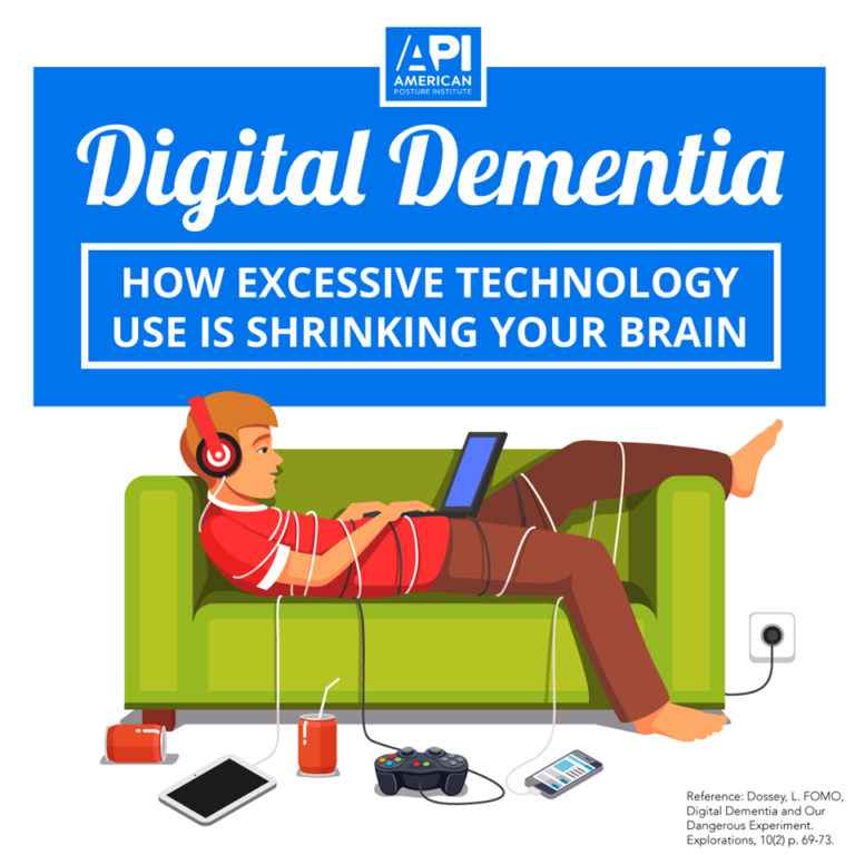 """digital dementia Dr sylvia hart frejd when we hear the word """"dementia,"""" our mind conjures up a picture of an elderly person sitting in a rocking chair at a nursing home."""